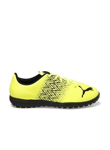 Puma Tacto Tt Jr Erkek Çocuk Halı Saha Ayakkabısı Sarı